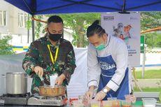 Human Initiative Gandeng Chef Chandra Beri Kado Spesial untuk Nakes di Hari Raya Idul Adha