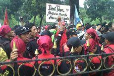 Gerakan Buruh Harus Bebas Aksi Kekerasan