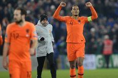 Belanda Vs Italia, Menanti Duel Dua Bek Terbaik Dunia