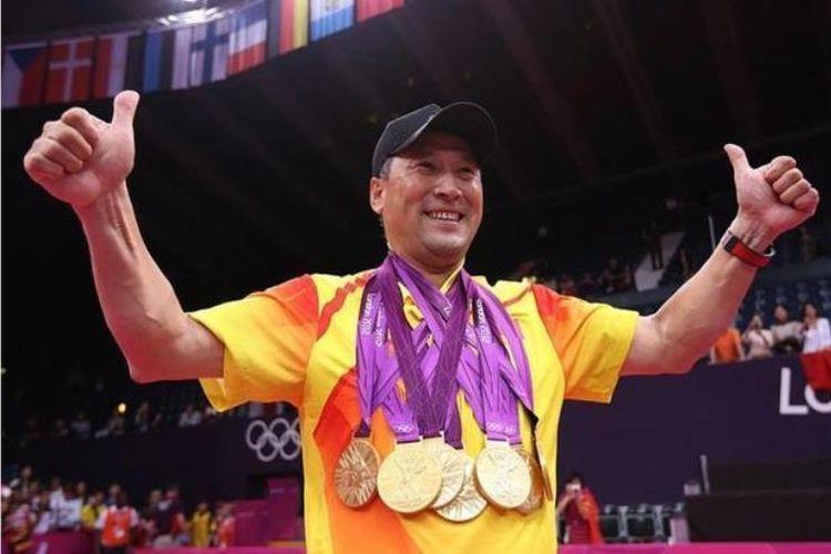 Pelatih kepala China, Li Yongbo