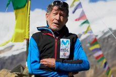 Kakek 81 Tahun Berniat Capai 2 Puncak Gunung dan Beri Penghormatan kepada Korban Covid-19 Seusianya