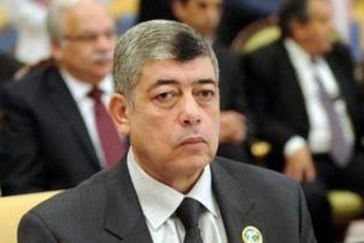 Mendagri Mesir Mohammad Ibrahim.