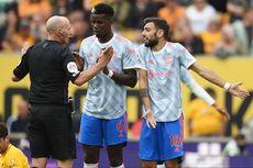 HT Wolves Vs Man United - Setan Merah Digempur, Laga Masih Tanpa Gol