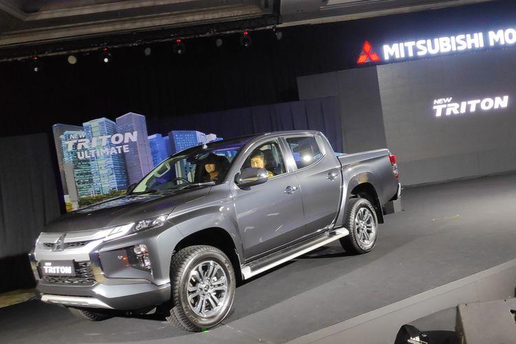 MMKSI memperkenalkan New Triton secara resmi di Indonesia