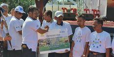 Lahan Pertanian di Siak Diserang Hama, Mentan Ajak Petani Setempat Ikut Asuransi