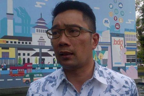 Ridwan Kamil: Kota Dibangun Susah-susah, Tiba-tiba Ada yang Buang Sampah Sembarangan