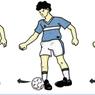 Variasi Mengumpan dalam Permainan Sepak Bola