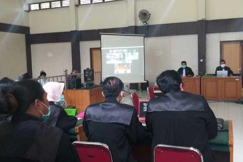 Ketua DPRD Muara Enim Aries HB Divonis 5 Tahun Penjara