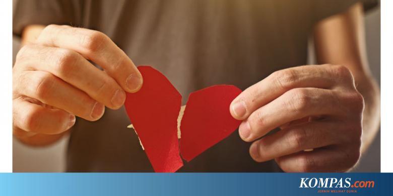 Putus Cinta? Menurut Psikologi, Begini Caranya untuk Move-On