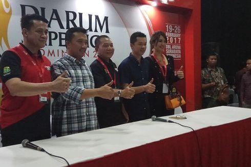 Menpora Apresiasi Penyelenggaraan Djarum Superliga 2017