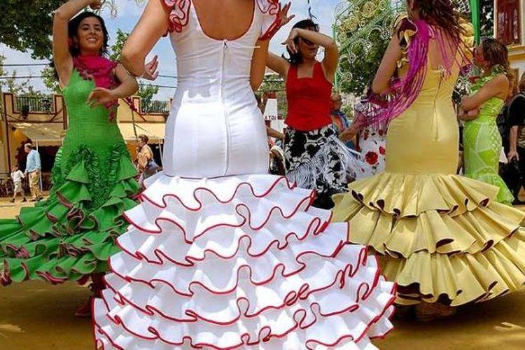 Tarian Flamenco di Jerez, Spanyol