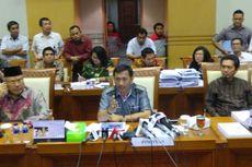 Anggota DPR Bantah Transaksi di Toilet dengan Calon Hakim Agung