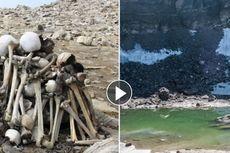 Kisah Misteri: Danau Tengkorak Himalaya yang Semakin Aneh