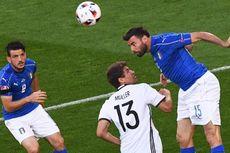 Florenzi: Italia Tidak Takut kepada Tim Mana Pun