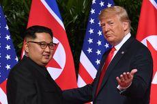 Korea Utara Sebut Trump