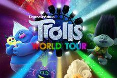 Sinopsis Trolls World Tour, Tayang 3 April di HBO GO