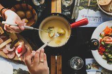 Cara Membuat Cheese Sauce, buat Cocolan Daging Bakar