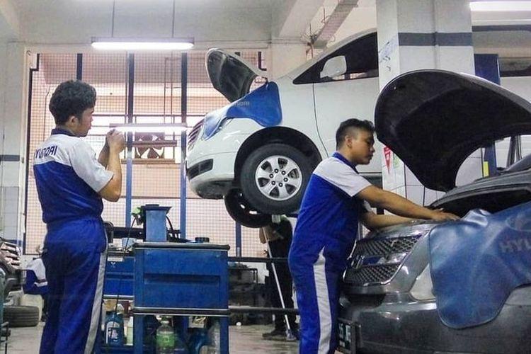 Dealer Hyundai terima mobil yang terdampak banjir untuk mempertahankan masa garansi