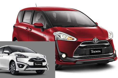 Detail Ubahan Minimalis Toyota Sienta Facelift