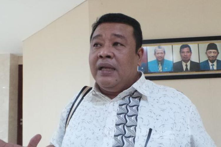Ketua Fraksi Partai Nasdem DPRD DKI Jakarta, Bestari Barus.
