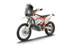KTM Luncurkan Replica Motor Balap Reli Dakar Terbaru
