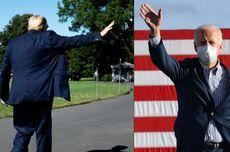 Tawa dan Lega, Suasana Transisi Kekuasaan di Gedung Putih Jelang Pelantikan Biden
