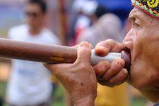 Sumpit, Senjata Perang Suku Dayak