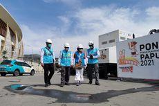 PLN Kucurkan Rp 313 Miliar untuk Infrastruktur Kelistrikan PON Papua