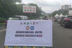 Penerapan Ganjil Genap di Kota Bogor Ditiadakan Sementara