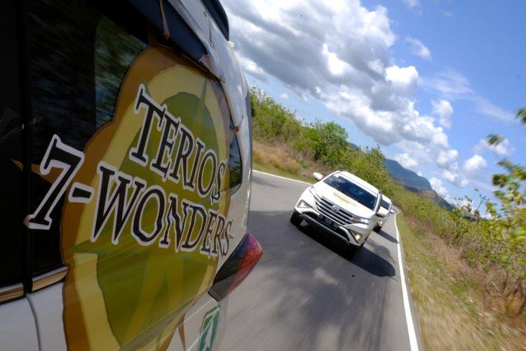 Ekspedisi Terios 7 Wonders