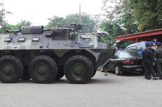 2 Panser Disiagakan Jelang Kedatangan SBY di Terminal Rambutan