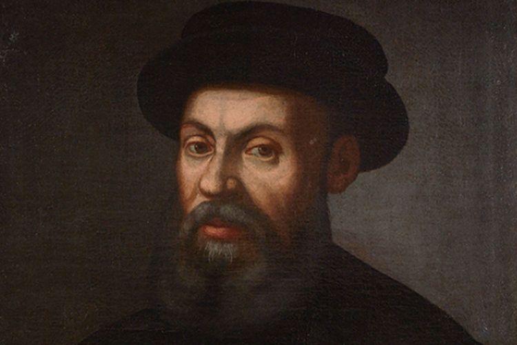 Fernando de Magelhaens atau Ferdinand Magellan.