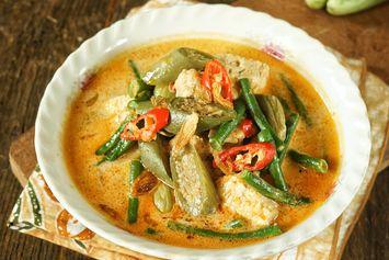 Resep Sayur Lodeh Betawi, Tambah Sayap Ayam untuk Protein