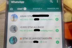 Kasus Grup WA Pelajar STM, Kecurigaan Netizen hingga 12 Tersangka