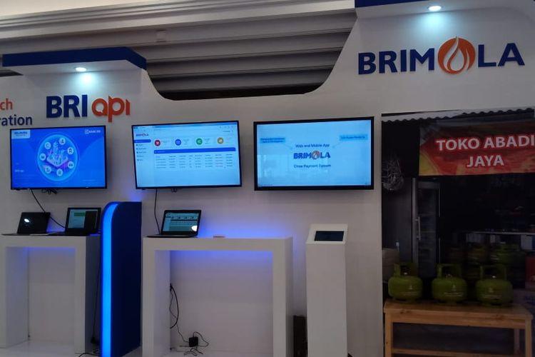 PT Bank Rakyat Indonesia (Persero) Tbk mengembangkan aplikasi BRI Monitoring Online LPG atau yang dikenal Brimola.
