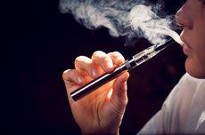 Ilmuwan Peringatkan Embusan Rokok Elektrik Mengandung Zat Berbahaya