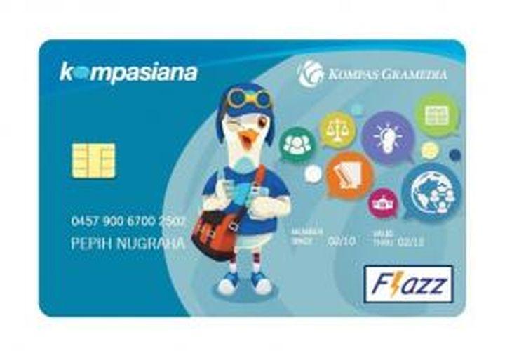 Kompasiana Community Card.