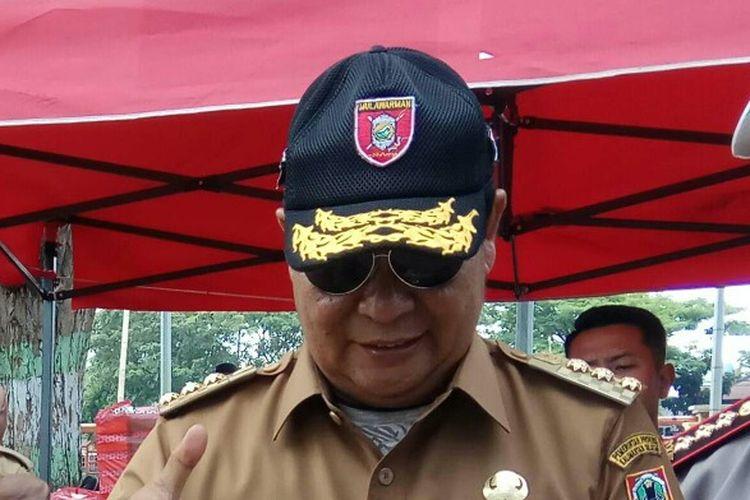 Gubernur Kalimantan Selatan, Syahbirin Noor kembali menyatakan kesiapannya menjadi Ibu Kota baru, Senin (12/8/2019).