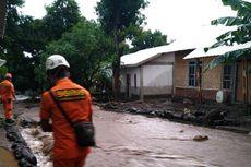 Tanggul Sungai Jebol, 59 Rumah Terendam Banjir di Lombok Timur