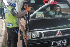 Polisi: Penindakan di Kawasan Ganjil-Genap Harus Humanis
