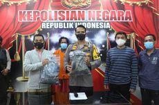 Polisi Tangkap Dua Provokator Penolakan PSBB di Pasar Senggol Dumai