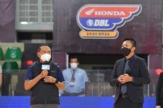Kompetisi Tetap Hidup di Tengah Pandemi, CEO DBL Puji Menpora