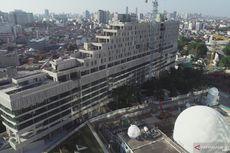 Progres Terkini Revitalisasi Taman Ismail Marzuki Capai 68,37 Persen