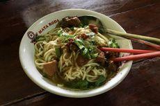 Cicipi Mie Ayam Mandala, Kulineran di Yogyakarta
