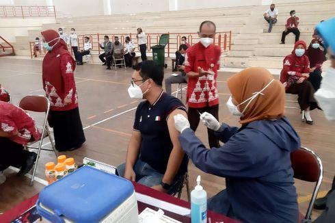 Vaksinasi Covid-19 Guru dan Dosen demi Wujudkan Sekolah Tatap Muka Juli 2021