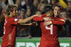 Ronaldo Pastikan Kemenangan Portugal atas Swedia