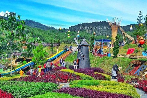 Usulan Bupati Kabupaten Bandung, Wisatawan Bawa Kartu Vaksin ke Tempat Wisata