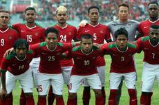 Jadwal Pertandingan Indonesia pada Pra-Piala Dunia 2018