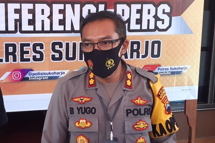 Kapolres Sukoharjo, AKBP Bambang Yugo Pamungkas.
