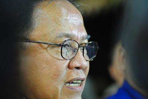 Mendekati Pemilu, Dipo Ingatkan Para Menteri Fokus ke Tugas Pemerintahan